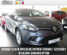 Renault <em>CLIO </em> 1.2 7KM Limited Plus w rewelacyjnej cenie, 2017r.