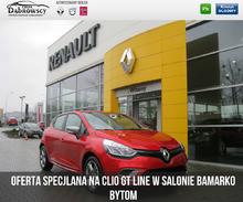 Renault <em>CLIO </em> Alize GT Line TCe90! Wyprzedaż rocznika 2017 w ASO!, 2017r.
