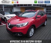 Renault <em>Kadjar </em> Zen TCe 130 KM dostępny od ręki!, 2016r.