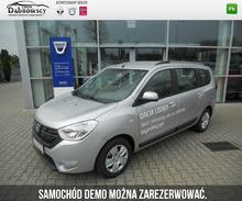 Dacia <em>Lodgy </em> Laureate, 2018r.
