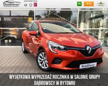 Renault <em>CLIO </em> Renault NOWE Clio V Zen TCe 100, 2019r.