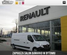 Renault <em>Master </em> Furgon 2.3 dCi 125 Pack Clim, 2017r.