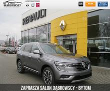 Renault <em>Koleos </em> Intens 2.0 dCi 175 4x4 z rabatem 20.000zł dla Firm, 2018r.