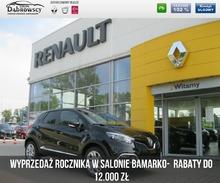 Renault <em>Captur </em> Limited Energy TCe 120 EDC, 2016r.