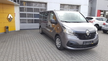Renault <em>Trafic </em> Grand Passenger dCi 125, 2018r.