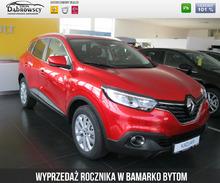 Renault <em>Kadjar </em> 1.2 130 KM ZEN z rabatem 12000zł w BAMARKO Bytom, 2017r.