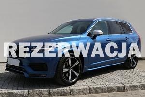Volvo <em>XC 90 </em> R-Design T6 AWD 310 KM automat salon PL, gwarancja, I wł, FV23%, 2018r.