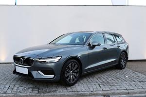 Volvo <em>V60 </em> D3 2.0l 150KM Inscription, automat, salon PL, gwarancja, I właściciel, FV23%, 2019r.