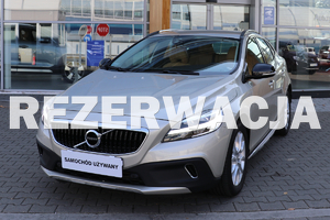 Volvo <em>V40 </em> Cross Country Summum 2.0l D2 120 KM automat, salon PL, gwarancja, 2017r.