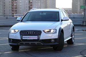 Audi <em>A4 Allroad </em> 2.0 TDI, S-Tronic, salonPL, 1 wł, FV23%, ASO, 2014r.