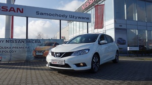 Nissan <em>Pulsar </em> 1,2(115KM)ACENTA+Technology Pack+Look Pack, 2014r.