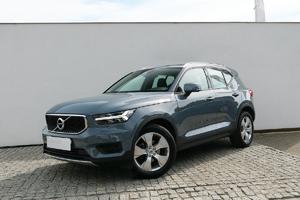 Volvo <em>XC 40 </em> T3 163KM Momentum automat, salon PL, gwarancja, I wł. FV23%, 2020r.
