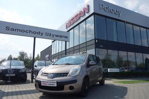 Nissan <em>Note </em> 1,4(88KM) ACENTA/SALON PL/SERWIS ASO/OD I WŁAŚCICIELA, 2006r.