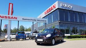 Nissan <em>Micra </em> 1,2(80KM) ACENTA/ SALON PL/ SERWIS ASO/ OD DEALERA, 2012r.