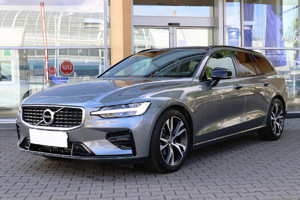Volvo <em>V60 </em> 2.0l D3 150 KM R-Design automat, salon PL, gwarancja, I wł, FV23%, 2019r.
