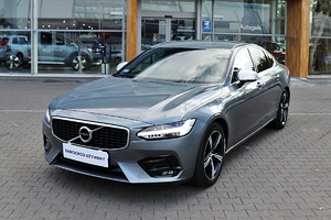 Volvo <em>S90 </em> R-Design D4 190 KM automat, salon Polska, gwarancja, serwisowany, 2017r.