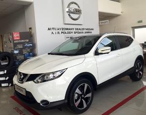 Nissan <em>Qashqai </em> 1.5 DCI N-Vision Wyprzedaż Rocznika 2016!, 2016r.