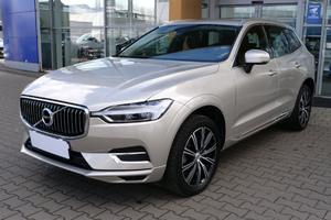 Volvo <em>XC 60 </em> Inscriptoin D4 190 KM FWD automat salon PL, gwarancja, I właściciel, 2019r.