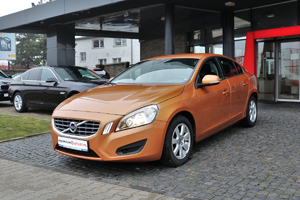 Volvo <em>S60 </em> Kinetic, 2.0 D4 163KM, salon PL, F-VAT 23%, 2012r.