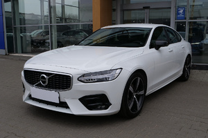 Volvo <em>S90 </em> R-Design D4 190 KM, automat, salon PL, I właściciel, gwarancja, FV, 2019r.