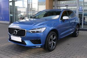 Volvo <em>XC 60 </em> R-Design D4 190 KM AWD automat salon Polska, gwarancja, I właściciel, 2019r.