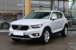 Volvo <em>XC 40 </em> T3 1.5l 150KM Momentum Pro automat salon PL gwarancja I wł, FV23%, 2019r.