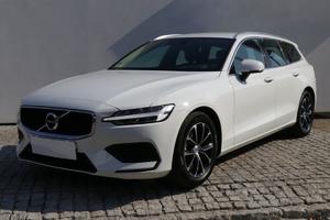 Volvo <em>V60 </em> D3 2.0l 150KM Momentum-Pro automat salon PL, gwarancja, I właściciel FV23%, 2019r.