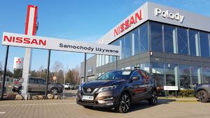 Nissan <em>Qashqai </em> 1,6DCi(130KM)4x4/TEKNA+PAKIET PREMIUM+ PAK. DRIVE ASSISTANS/ GWARANCJA, 2018r.