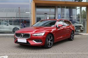 Volvo <em>V60 </em> D4 190KM Inscription automat salon PL gwarancja, I wł. FV23%, 2018r.