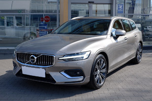 Volvo <em>V60 </em> D4 2.0l 190KM Inscription automat salon PL, gwarancja, I wł, FV23%, 2019r.