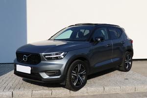 Volvo <em>XC 40 </em> R-Design D4 AWD 190KM automat, salon PL, gwarancja, I wł, FV23%, 2018r.