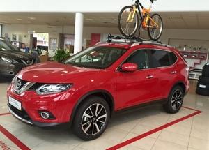 Nissan <em>X-Trail </em> TEKNA 1.6 DIGT OD RĘKI !, 2016r.