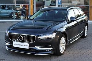 Volvo <em>V90 </em> Inscription D4 190 KM automat, salon Polska, gwarancja, 2017r.