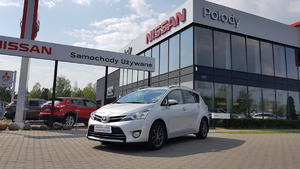 Toyota <em>Verso </em> 1,8(147KM) PREMIUM/SALONPL/SERWIS ASO/I WŁAŚCICIEL, 2015r.