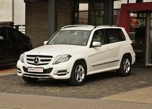 Mercedes-Benz <em>GLK </em> 220 CDI 4MATIC BLUEFFICENCY FV23% SALON POLSKA, 2014r.