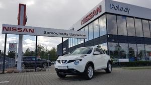 Nissan <em>Juke </em> 1,2(115KM) ACENTA/ SALON PL/GWARANCJA/BEZWYPADKOWY, 2017r.