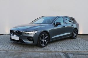 Volvo <em>V60 </em> D4 2.0l 190KM R-Design automat salon PL, gwarancja, I właściciel FV23%, 2019r.