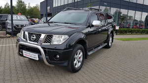 Nissan <em>Navara </em> 2,5DCI(171KM) 4X4 TEKNA + PAK. SKÓRZANA/ SALON PL, 2007r.