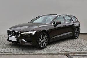 Volvo <em>V60 </em> D3 2.0l 150KM Inscription automat salon PL, gwarancja, I wł, FV23%, 2019r.