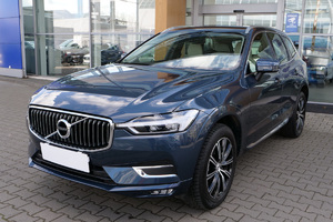 Volvo <em>XC 60 </em> Inscriptoin B4 197+14KM AWD diesel automat salon PL gwarancja I wł FV, 2019r.
