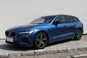 Volvo <em>V60 </em> D3 2.0l 150KM, R-Design, automat, salon PL, gwarancja, I właściciel, FV23%, 2019r.
