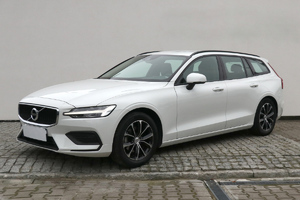 Volvo <em>V60 </em> D3 2.0l 150KM Momentum, automat salon PL, gwarancja, I wł, FV23%, 2019r.