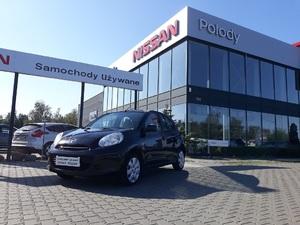 Nissan <em>Micra </em> 1,2(80KM) ACENTA/ SALON PL/ I REJ 03/2011, 2010r.