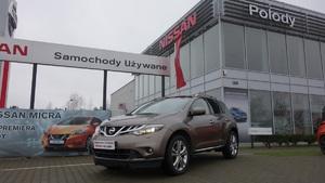 Nissan <em>Murano </em> 2,5(190KM)Premium/Automat 4x4/Salon PL/ Bezwypadkowy/FV23%, 2012r.