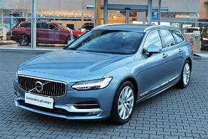Volvo <em>V90 </em> Inscription D4 190 KM automat salon PL gwarancja, 2018r.