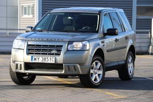 Land Rover <em>Freelander </em> 2.2 TD4, automat, 1 wł, salonPL, ASO, 2010r.
