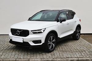 Volvo <em>XC 40 </em> R-Design T4, 190 KM automat salon PL, gwarancja, I właściciel, FV23%, 2019r.