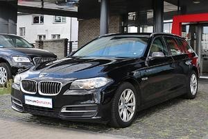 BMW <em>520 </em> Touring xDrive 520D skrzynia automatyczna salon Polska FV VAT23%, 2015r.