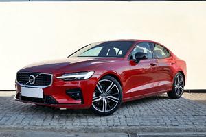 Volvo <em>S60 </em> T5 2.0l 250KM R-Design automat salon PL, gwarancja, I właściciel FV23%, 2019r.