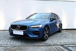 Volvo <em>V60 </em> D4 2.0l 190KM R-Design automat salon PL, gwarancja, I wł. FV23%, 2019r.